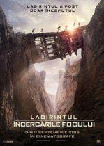 Labirintul: Încercările focului (2015)