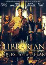 Bibliotecarul 1: Comoara din spatele cărților (2004)