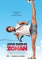 Nu te pune cu Zohan (2008)
