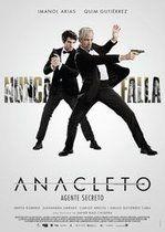 Anacleto: Agent secret (2015)