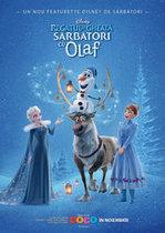 Regatul de Gheaţă. Sărbători cu Olaf (2017)