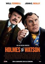Holmes și Watson (2019)