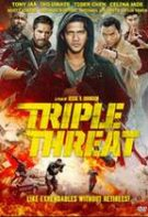 Triple Threat – Amenințare triplă (2019)