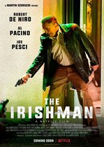 The Irishman – Irlandezul: Asasinul mafiei (2019)