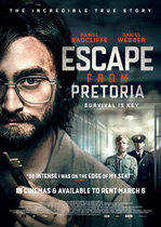 Escape from Pretoria – Evadare din Pretoria (2020)