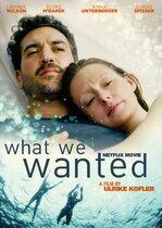 Was wir wollten – Ce ne doream (2020)