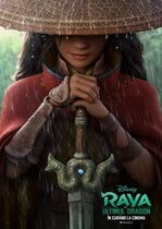 Raya and the Last Dragon – Raya și ultimul dragon (2021)